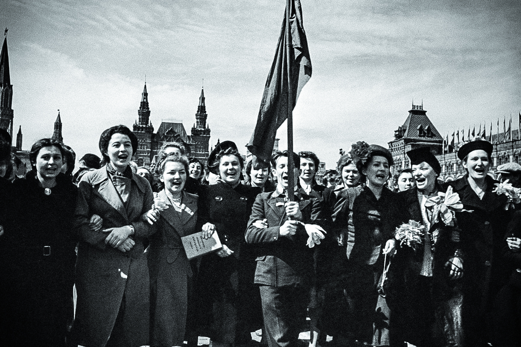 Фото день победы 1945 года, спасибо